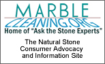 "MarbleCleaning.org - Home of ""Ask the Stone Experts"""
