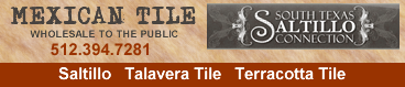 Saltillo Tile Connection
